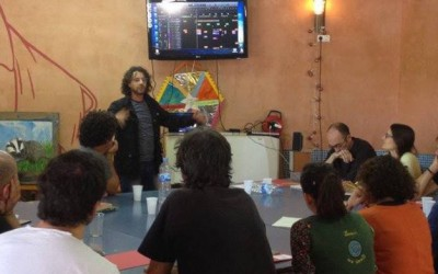 Antoni Tolmos en las Jornadas CREA