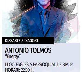 Antoni Tolmos a Rialp
