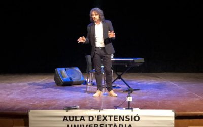 Lectures in Lleida and Agramunt