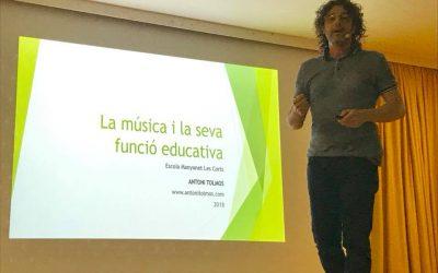 Conferencia en Barcelona