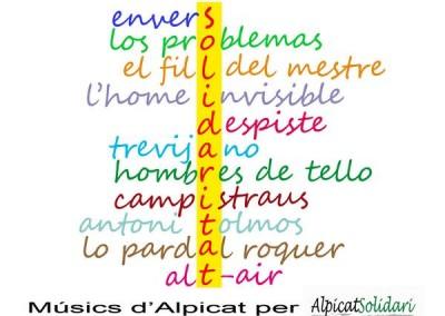 CD Alpicat solidario  (2009)