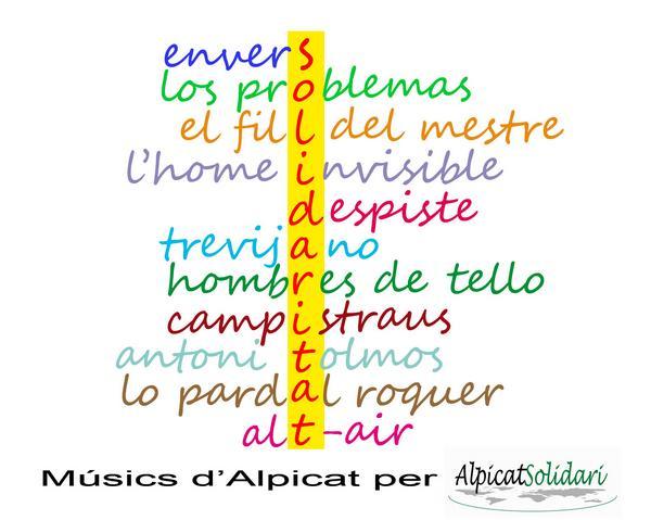 CD Alpicat solidari  (2009)