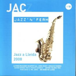 CD Jazz'n'ferm. Revista JAÇ (2009)