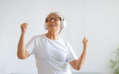 Música y estados de ánimo. Ponencia en Canal Senior