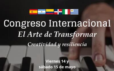 """""""La música que te transforma"""" Congreso Internacional el Arte de Transformar"""