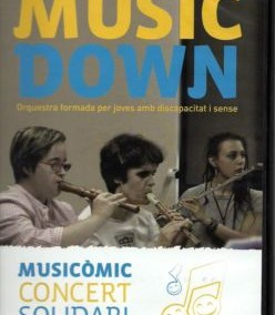 DVD Endavant MusicDown (2011)