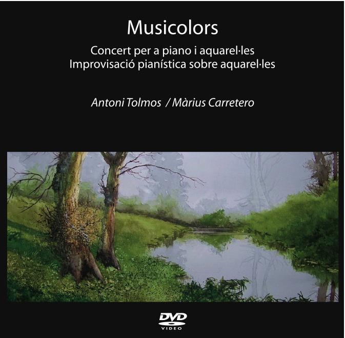 CD/DVD Musicolors (2001)