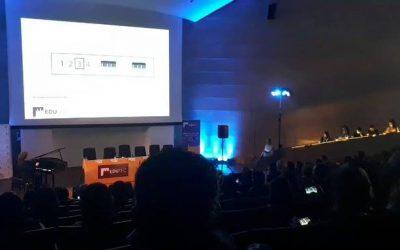 Antoni Tolmos inaugura el Congrés Edutec 2018