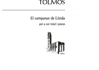 EL campanar de Lleida. Per a cor mixte (2012)