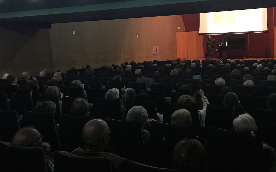 Conferència d'Antoni Tolmos