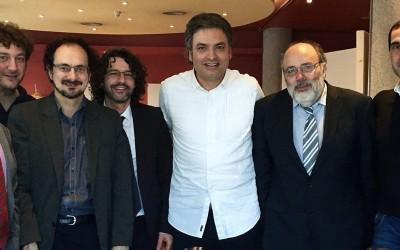 Acte de nomenament del Doctor Oriol Saña