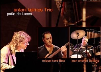 CD-DVD Patio de Luces (2008)