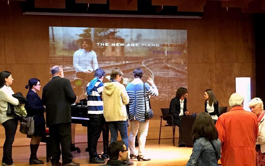 Concert Antoni Tolmos a Lleida