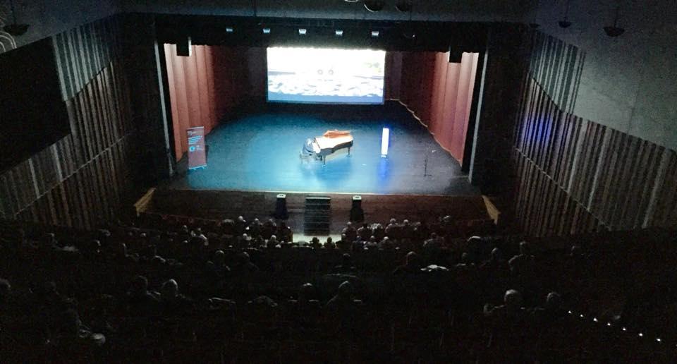 Concert al Teatre Atlàntida de Vic