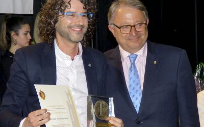 """Antoni Tolmos """"Gran Persona de Lleida 2018"""""""