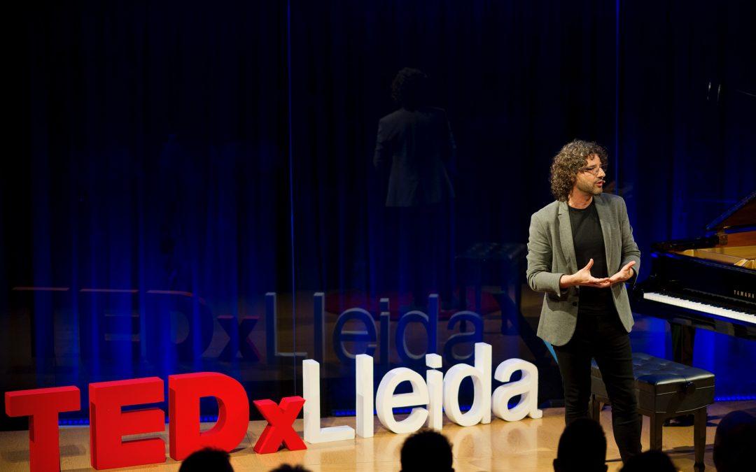 Ponencia TEDx