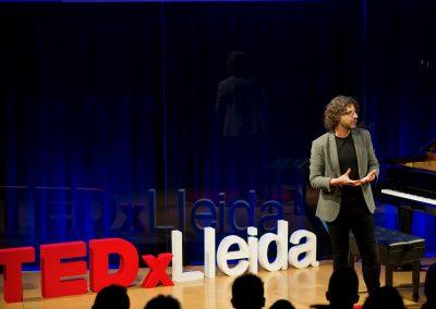 La música que me mira. TEDx Antoni Tolmos