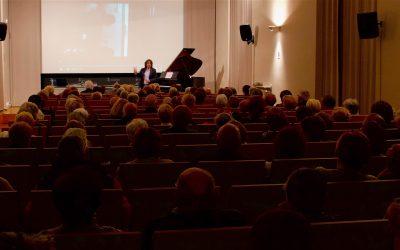Conferència a Girona