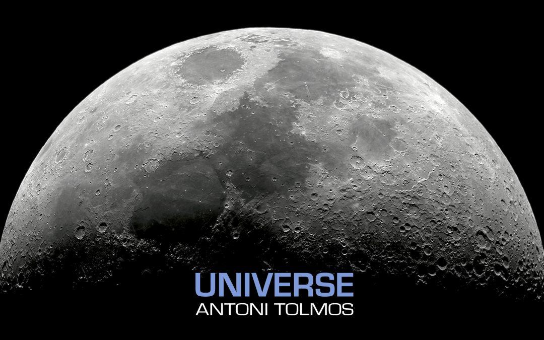Antoni Tolmos publica UNIVERSE