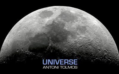 Antoni Tolmos publishes UNIVERSE
