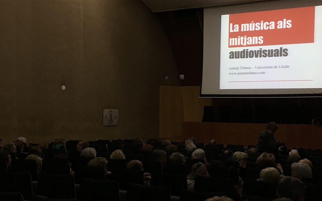 Conferències d'Antoni Tolmos