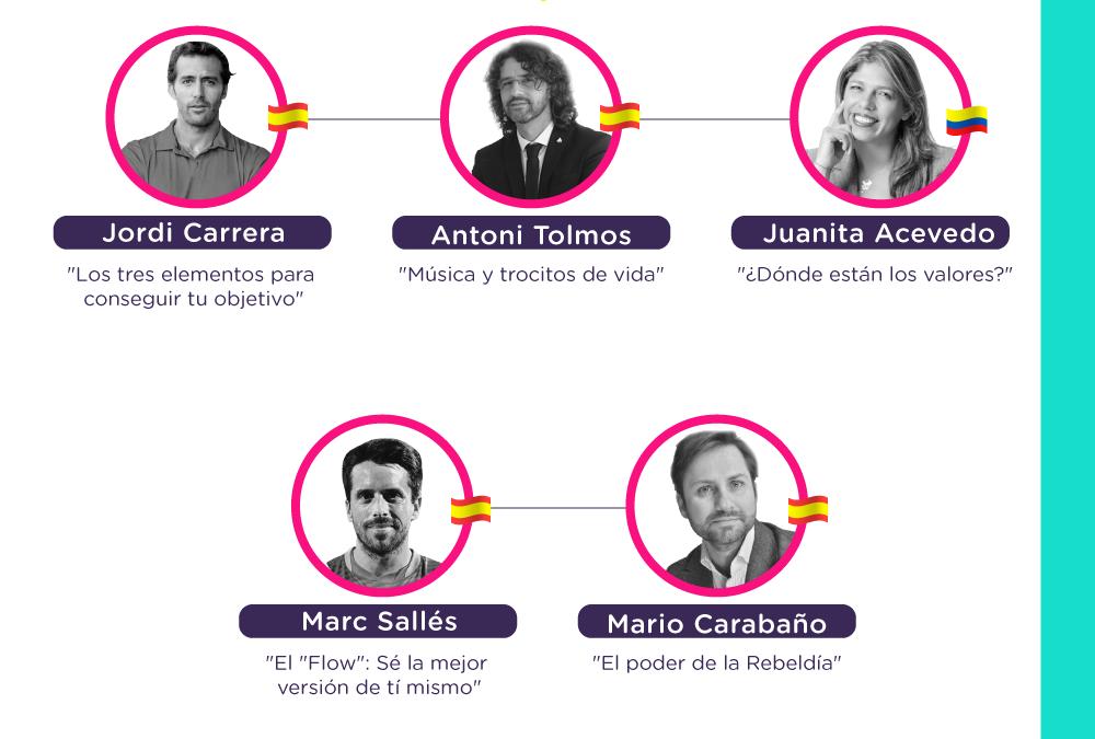 Antoni Tolmos en la mobile week de Terrassa