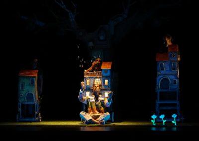Soy una nuez. Cia Zum Zum Teatro 2021
