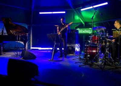 Antoni Tolmos Trio en el 45 HEINEKEN Jazzaldia - foto JosÈ Ignacio Unanue