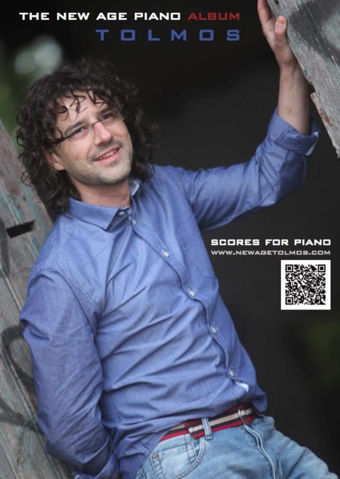 antoni tolmos - partitures The New Age Piano Album