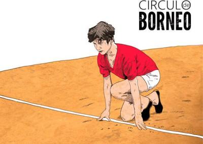 CD El incansable finalista – Círculo de borneo (2015)
