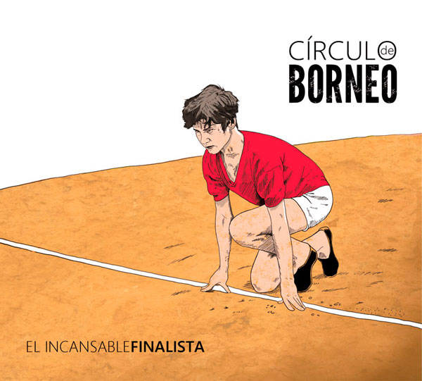Nuevo CD de Círculo de Borneo