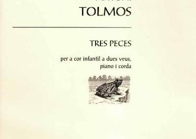 Tres peces per a cor infantil Vol. 1 (2000)