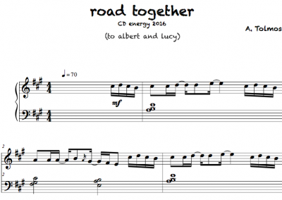 road together